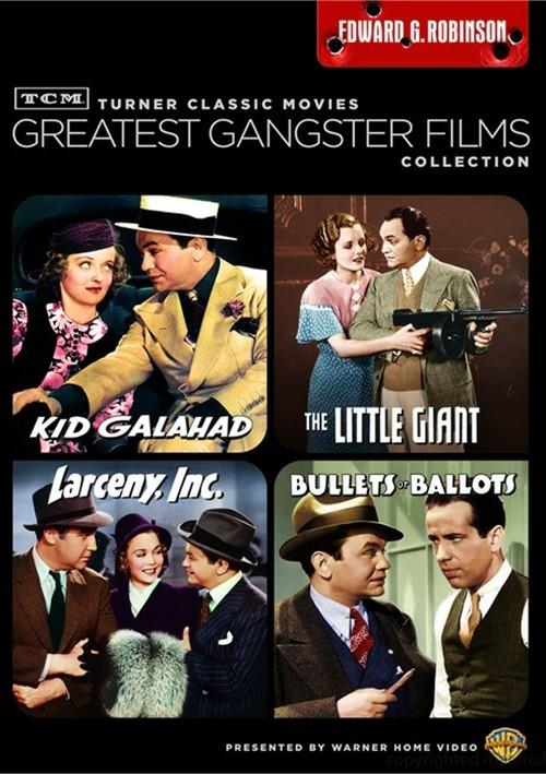 Greatest Classic Films: Gangsters - Edward G. Robinson