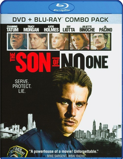 Son Of No One, The (Blu-ray + DVD Combo)