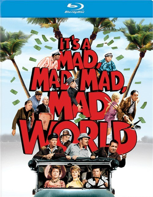 Its A Mad, Mad, Mad, Mad World
