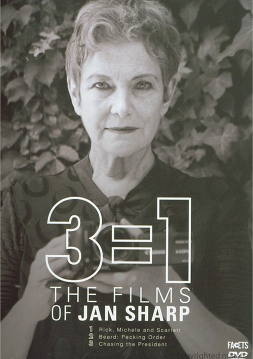 3 = 1: The Films Of Jan Sharp