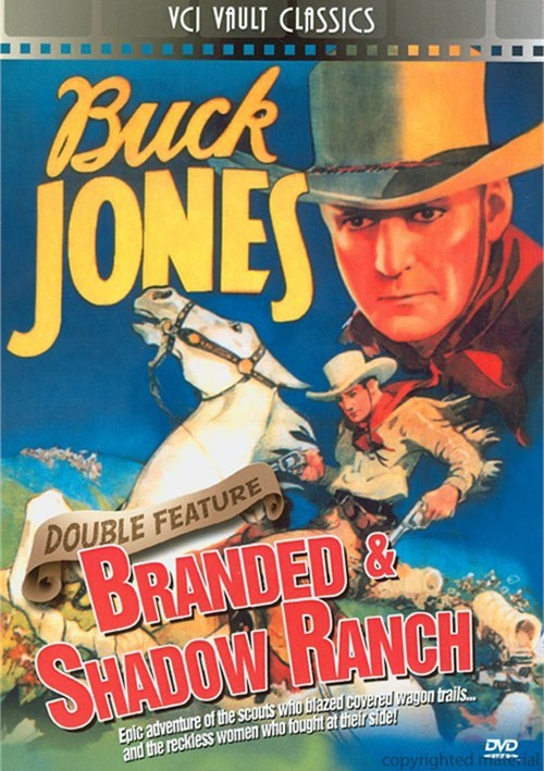 Buck Jones Western Double Feature: Volume 1