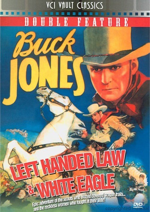 Buck Jones Western Double Feature: Volume 2