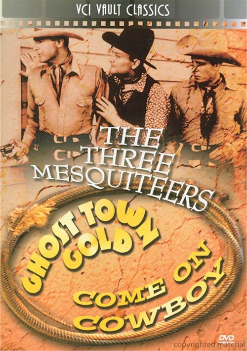 Three Mesquiteers Western Double Feature: Volume 1