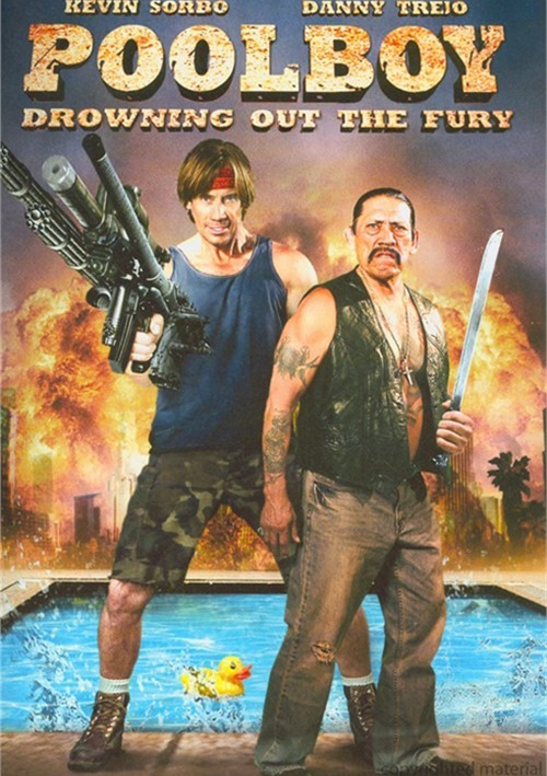 Poolboy: Drowning Out The Fury