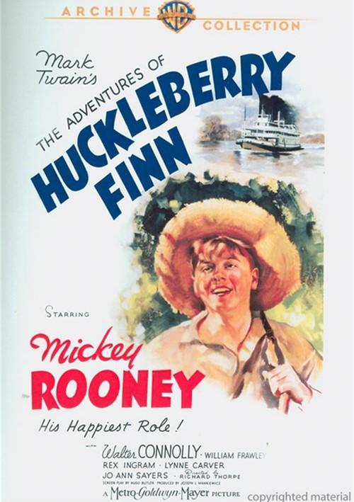 Adventure Of Huckleberry Finn, The