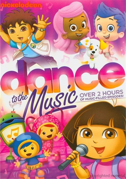 Nickelodeon  Favorites: Dance To The Music!