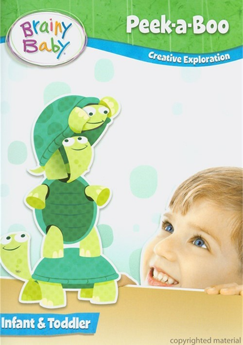 Brainy Baby: Peek-A-Boo - Deluxe Edition