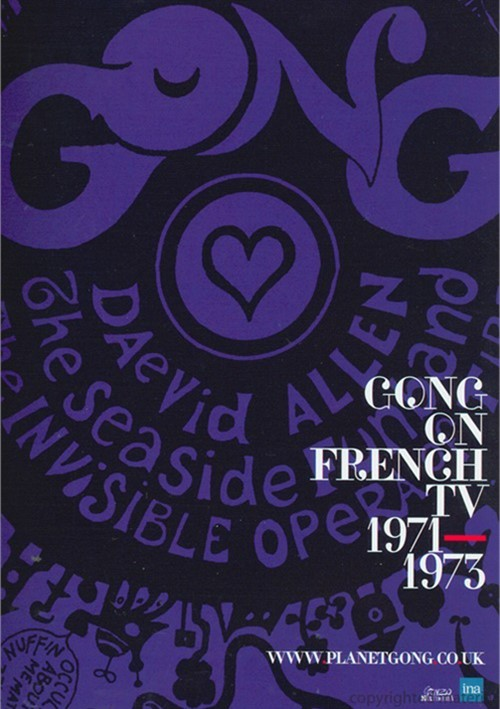 Gong: On French TV 1971 - 1973