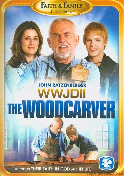 WWJD II: The Woodcarver