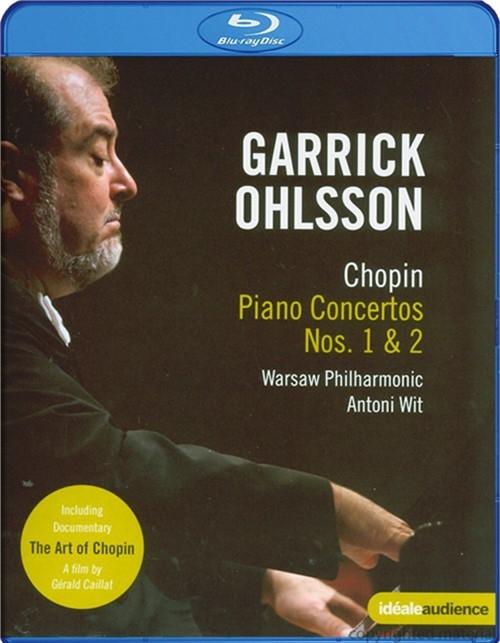 Garrick Ohlsson: Chopin Piano Concertos Nos. 1 & 2