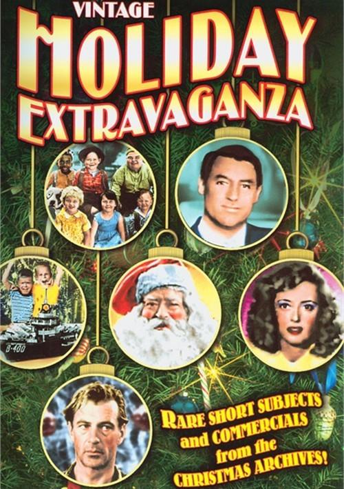 Vintage Holiday Extravaganza