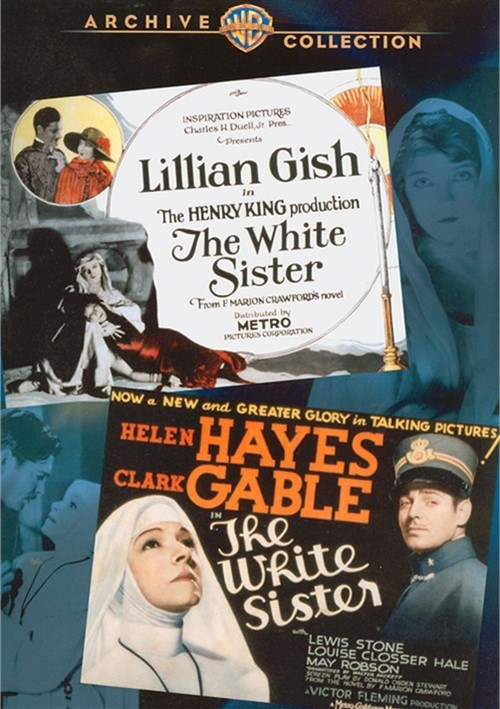 White Sister, The (1923) / The White Sister (1933) (Double Feature)