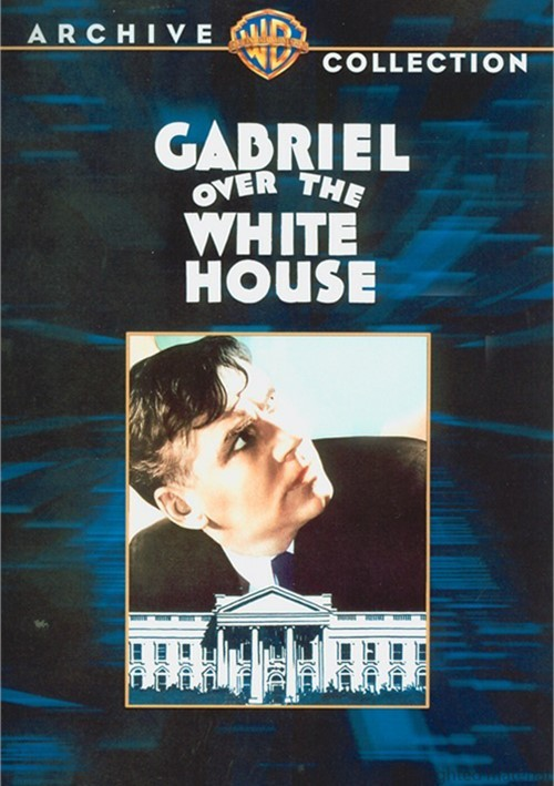 Gabriel Over The White House