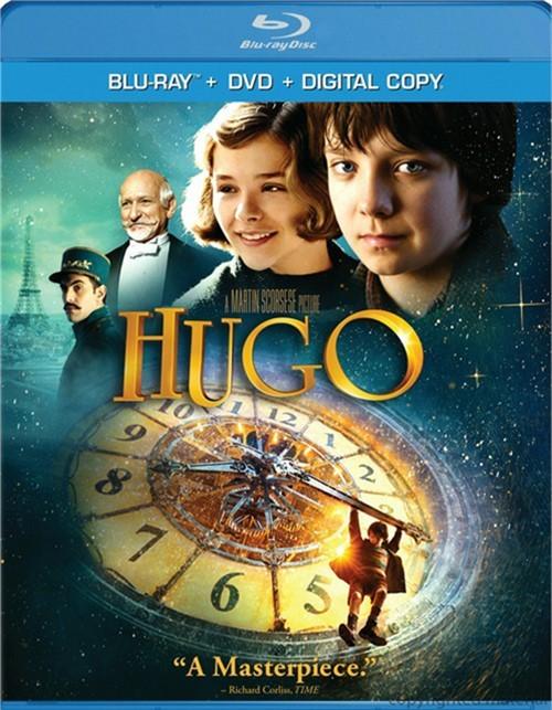 Hugo (Blu-ray + DVD + Digital Copy)