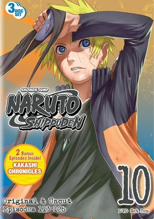 Naruto Shippuden: Volume 10
