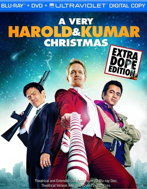 Very Harold & Kumar Christmas, A: Extra Dope Edition (Blu-ray + DVD + Digital Copy)