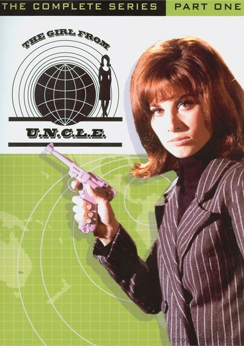 Girl From U.N.C.L.E., The: The Complete Series - Part One
