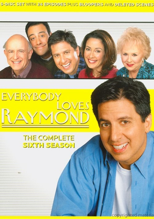 Everybody Loves Raymond: The Complete Seasons 6 & 7 (2 Pack)
