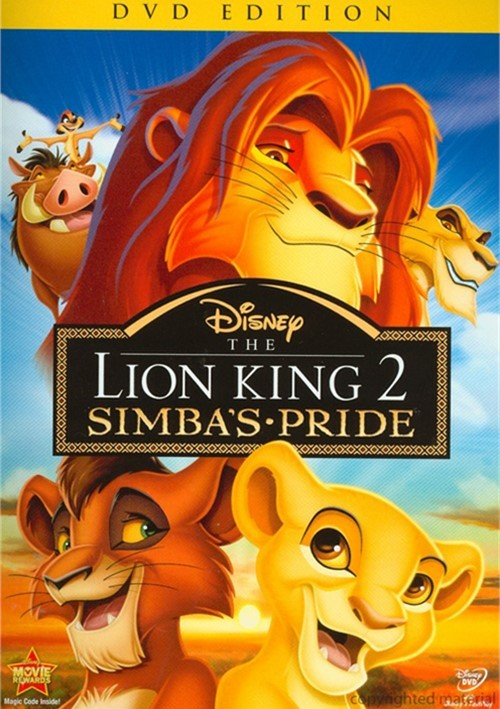 Lion King 2, The: Simbas Pride - Special Edition