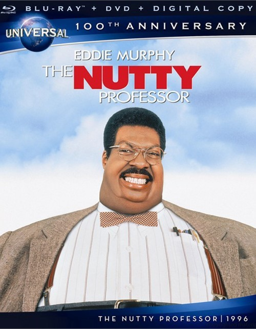 Nutty Professor, The (Blu-ray + DVD + Digital Copy)