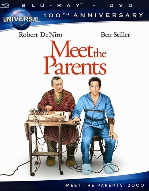 Meet The Parents (Blu-ray + DVD)