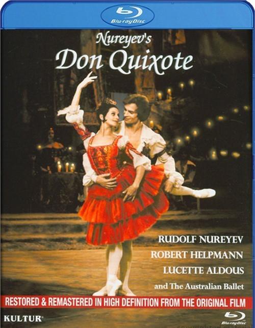 Nureyevs Don Quixote