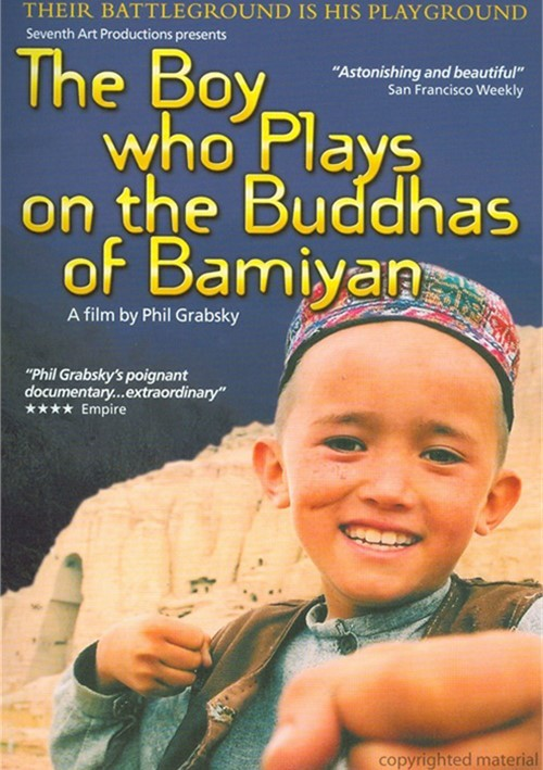 Boy Who Plays On The Buddhas Of Bamiyan, The