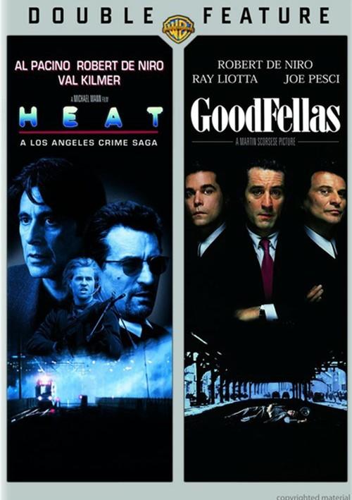 Heat / Goodfellas (Double Feature)