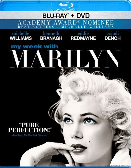 My Week With Marilyn (Blu-ray + DVD Combo)