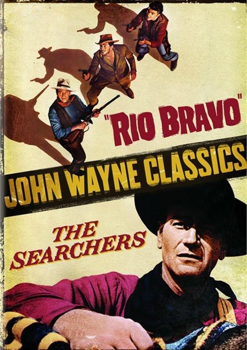 Rio Bravo / The Searchers (Double Feature)
