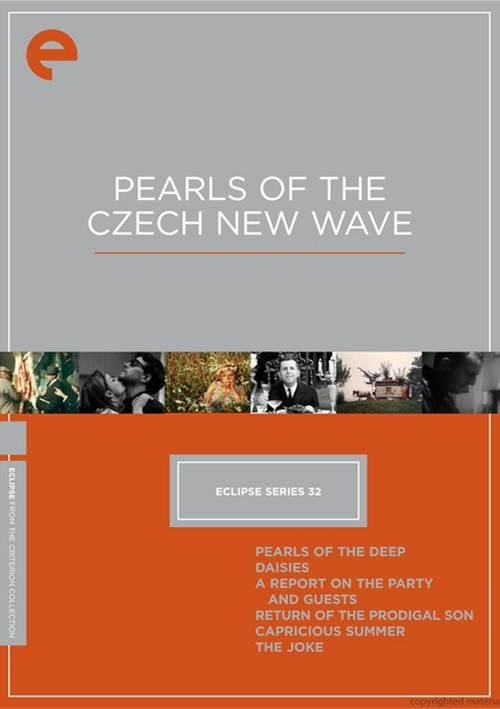Pearls Of The Czech New Wave: Eclipse From The Criterion Collection