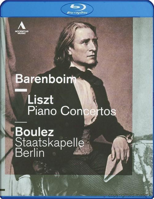 Barenboim: Piano Concertos