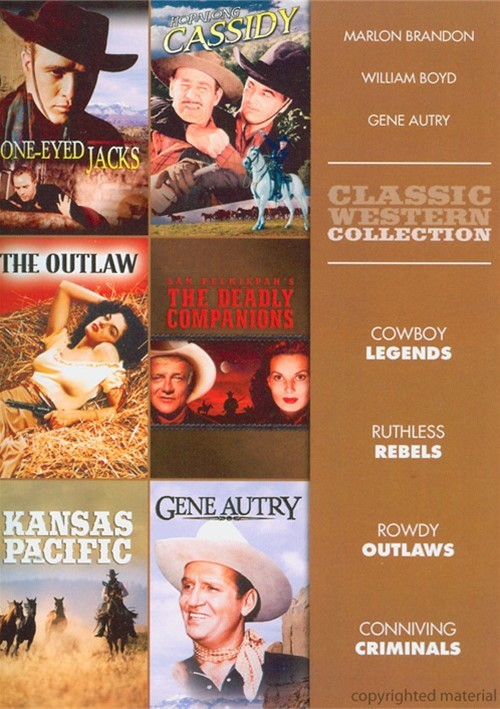 Classic Westerns Collection