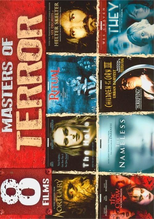 8 Film Masters Of Terror Vol. 1