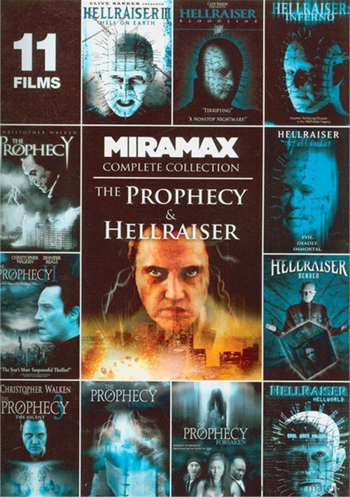 Prophecy & Hellraiser Complete Miramax Collection