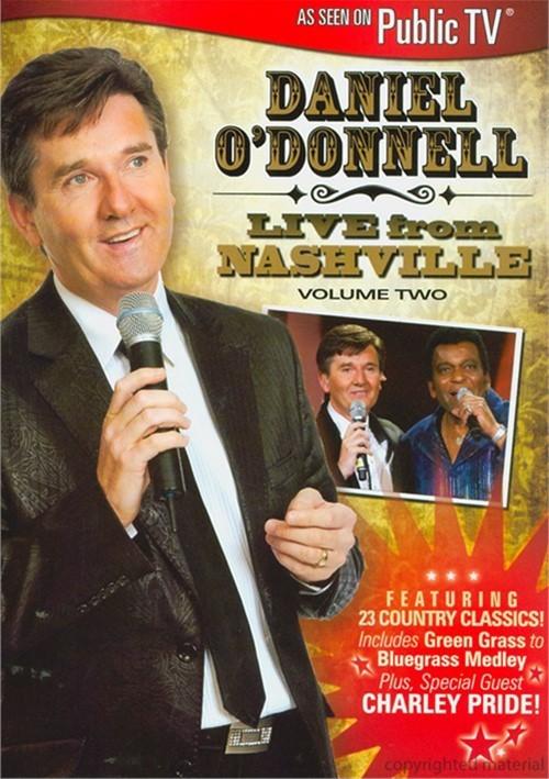 Daniel ODonnell: Live From Nashville - Volume 2