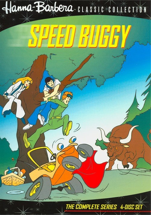 Speed Buggy: The Complete Series