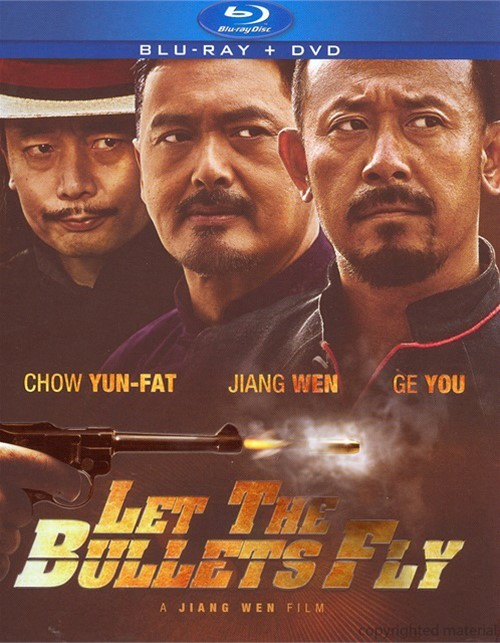 Let The Bullets Fly (Blu-ray + DVD Combo)