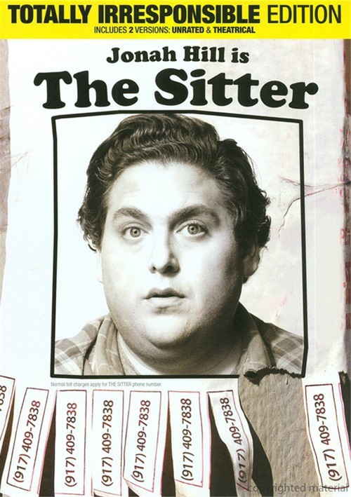 Sitter, The: Totally Irresponsible Edition