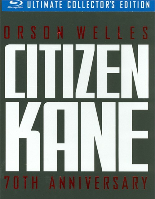 Citizen Kane: Ultimate Collectors Edition / The Magnificent Ambersons (2 Pack)