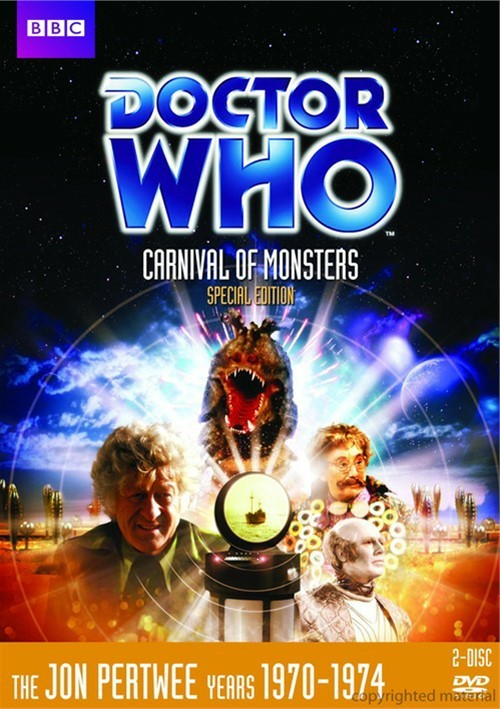 Doctor Who: Carnival Of Monsters - Special Edition