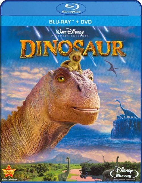 Dinosaur (Blu-ray + DVD)