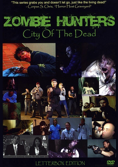 Zombie Hunters: City Of The Dead (Season One, Vol. 1)