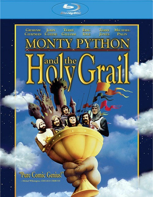 Monty Python And The Holy Grail (Blu-ray + UltraViolet)