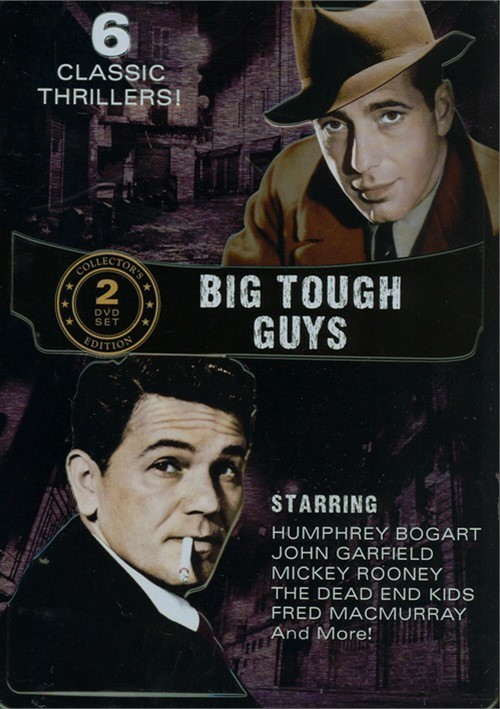 Big Tough Guys (Collectible Tin)