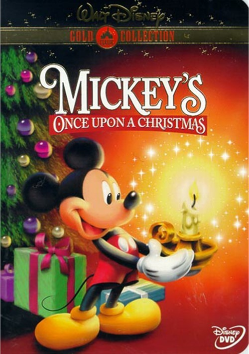 Mickeys Once Upon A Christmas: Gold Collection