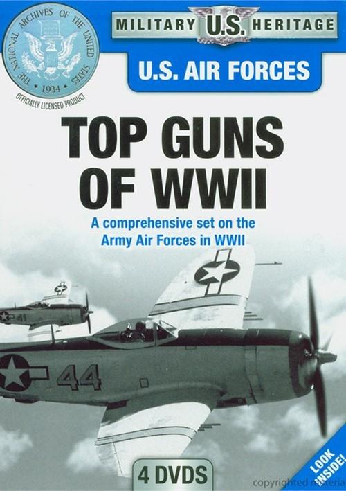 U.S. Air : Top Guns Of WWII