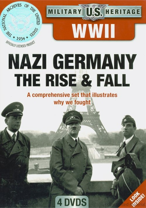 WWII: Nazi Germany - The Rise And Fall