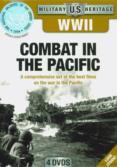 WWII: Combat In The Pacific