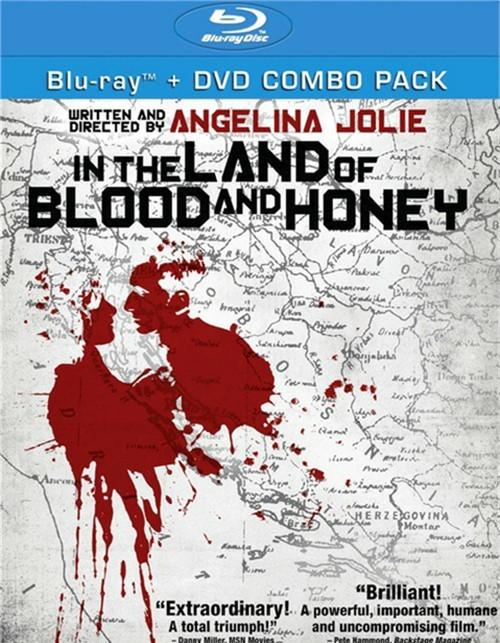 In The Land Of Blood And Honey (Blu-ray + DVD Combo)